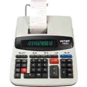 Victor® 1297 12-Digit Commercial Printing Calculator