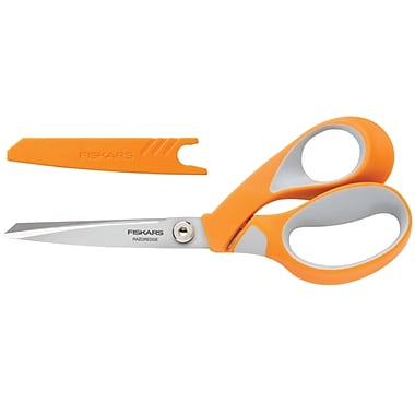 Fiskars® RazorEdge™ Softgrip® & Fabric Shears, 8