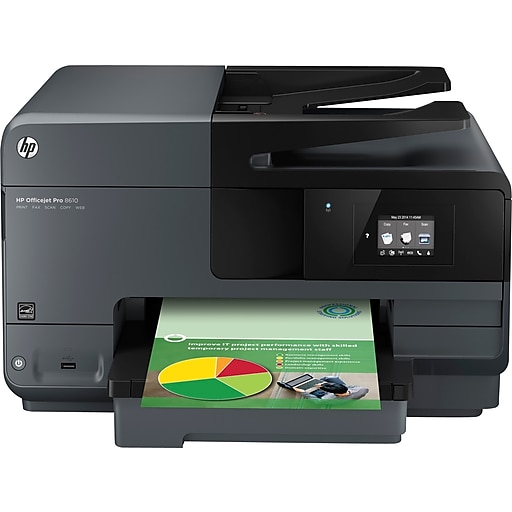 HP Officejet Pro 8610 Wireless e-All-in-One Inkjet Printer (A7F64A)