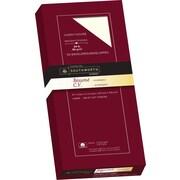 Southworth® - Enveloppes pour c.v. n° 10 en coton 100 %, 24 lb, 4 1/8 po x 9 1/2 po, ivoire, paq./50