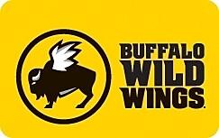Buffalo Wild Wings Gift Card $100