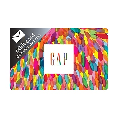 GAP Gift Cards (Email Delivery)