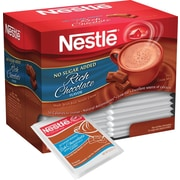 Nestle Instant Cocoa, No sugar added, 30/Box