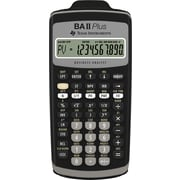 Texas Instruments TI-BAII Plus Financial Calculator