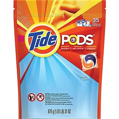 Tide® PODS™ Ocean Mists, 35 Pods/Pack