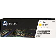 HP 312 Yellow Standard Yield Toner Cartridge (CF382A)