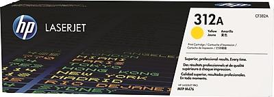 HP 312A Yellow Toner Cartridge (CF382A)