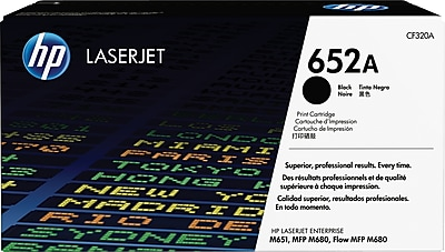 HP (CF320A) Black Toner Cartridge