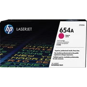 HP 654A ColorSphere Magenta Toner Cartridge (CF333A)