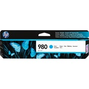 HP 980 Cyan Ink Cartridge (D8J07A)