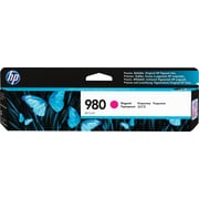 HP 980 Magenta Ink Cartridge (D8J08A)