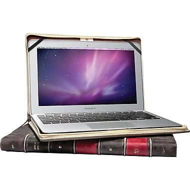 Twelve South – Étui BookBook pour portatif MacBook Air de 11 po, noir