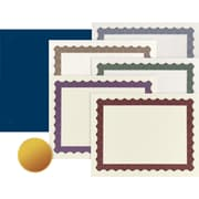 Great Papers® Certificate Kit, 75/Pack
