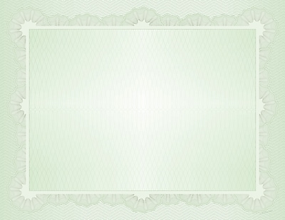 Great Papers® Grand Green Value Certificate, 50/Pack