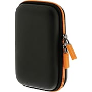 "Moleskine Shell Case Extra Small, Black, 2.75"" x 4.25"" x 1.5"""