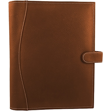 Bugatti Hardy Genuine Leather Journal, Cognac