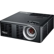 Optoma ML750 LED digital projector, 700 ANSI lumens, 14.1 oz.
