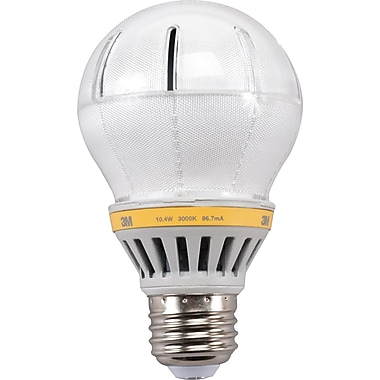 3M™ A-19 LED Bulb, Dimmable