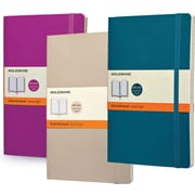 Moleskine Classic Colored Soft Cover Notebooks