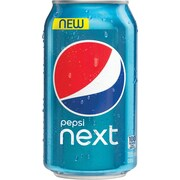 Pepsi Next! Cola, 355mL Cans, 12/Pack