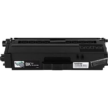 Brother TN331 Black Toner Cartridge (TN331BK)