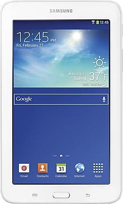Samsung Galaxy Tab 3 Lite 7-Inch Tablet, 8GB, White (SM-T110NDWAXAR)
