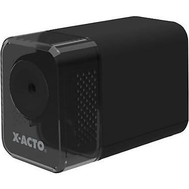 X-ACTO XLR 1818 Electric Pencil Sharpener Black