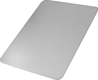 Advantus Recycled 60''x46'' Polycarbonate Chair Mat for Hard Floor, Rectangular (50241)