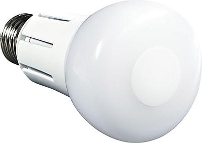 Verbatim 7 Watt A19 Omnidirectional LED Light Bulb, Soft White, Dimmable