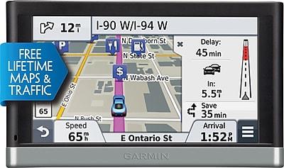 Garmin nuvi 2557 LMT GPS