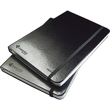 livescribe™ Lined Journals, #1-2, Black, 2/Pack