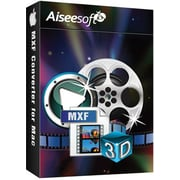 Aiseesoft MXF Converter for Mac (1 User) [Download]
