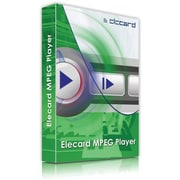 Elecard MPEG Player for Windows (1 User) [Download]