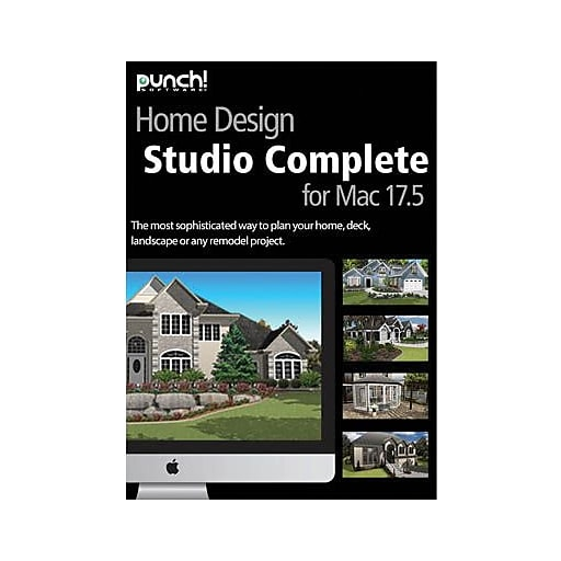 Encore Punch Home Design Studio Complete V17 5 For Mac 1
