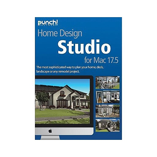 Encore Punch! Home Design Studio v17.5 for Mac (1 User) [Download] on curtis home design, imsi home design, romantic home design, hgtv home design, renaissance home design, michael graves home design, wolf home design,