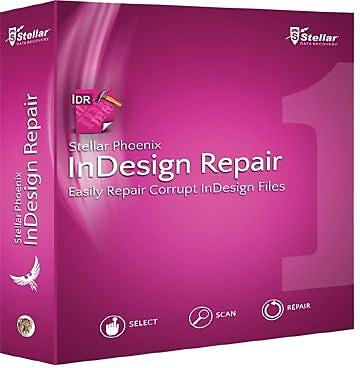 Stellar Phoenix InDesign Repair for Mac (1 User) [Download]
