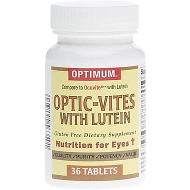 Generic OTC ProSight Lutein Eye Vitamin Tablets