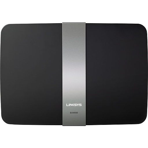 Linksys N900 Dual-Band smart Wi-Fi Router - EA4500