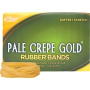 Alliance® Pale Crepe Gold™ 20645 Rubber Band, Crepe