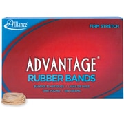 "Alliance Rubber Bands, Size 12, 1 3/4"" x 1/16"", 1 lb."