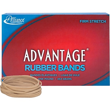 Alliance Rubber Bands, Size 33, 3 1/2