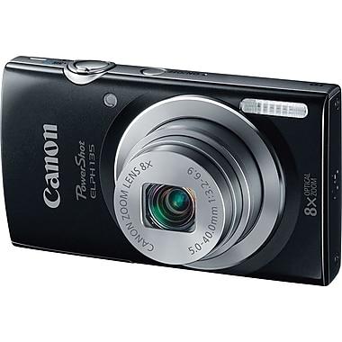 Canon PowerShot ELPH 135 Digital Camera, Red