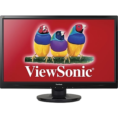 ViewSonic VA2746M-LED 27-Inch Full HD LED Display Monitor with Dual Stereo Speakers