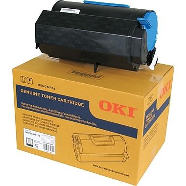 Okidata Black Toner Cartridge (45460509), High Yield