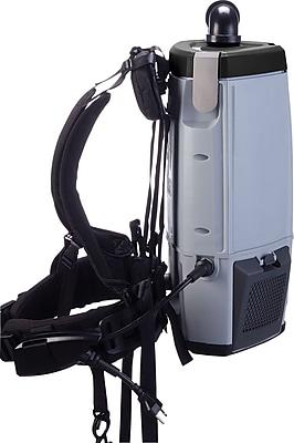 ProTeam ProVac FS 6 107363 Backpack Vacuum Cleaner, 6 qt.