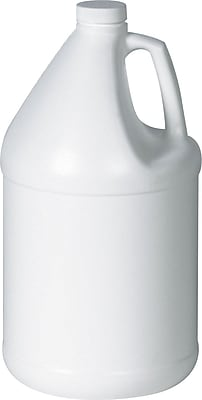 Staples 1 Gallon Plastic Jug