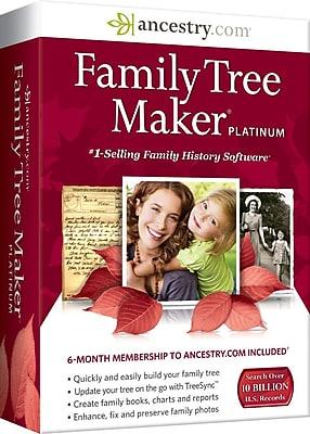 Family Tree Maker Platinum [Boxed]