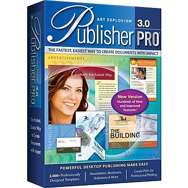 Art Explosion Publisher Pro [Boxed]