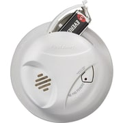 First Alert Battery Operated Smoke Alarm with Silence Button