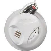 First Alert® - Détecteur de fumée à fonctionnement à piles avec bouton de mise en sourdine